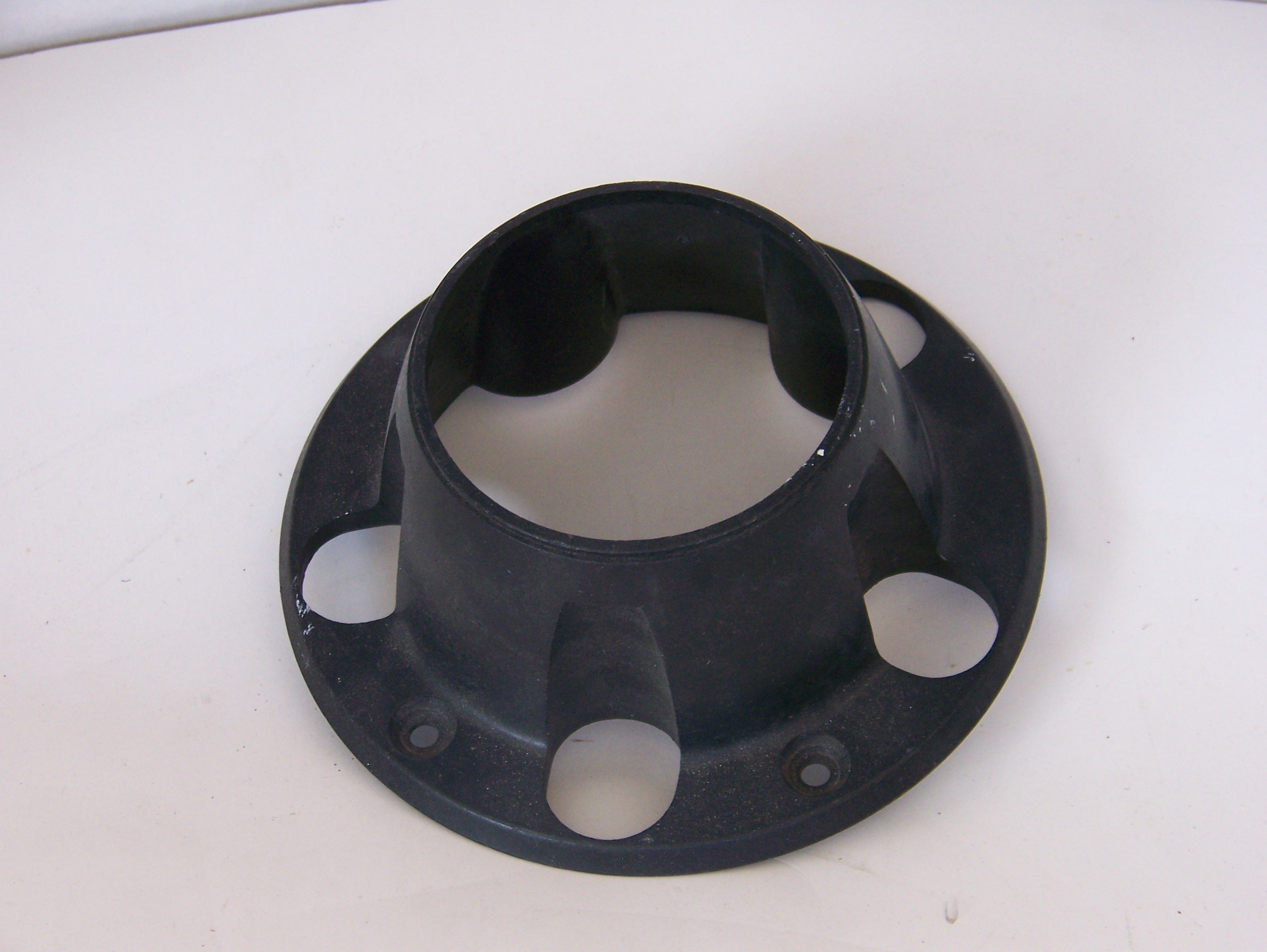 Ford F150 Bronco 78-91 Front 4x4 Black Center Cap 1092 P/N TA-1A096-BA