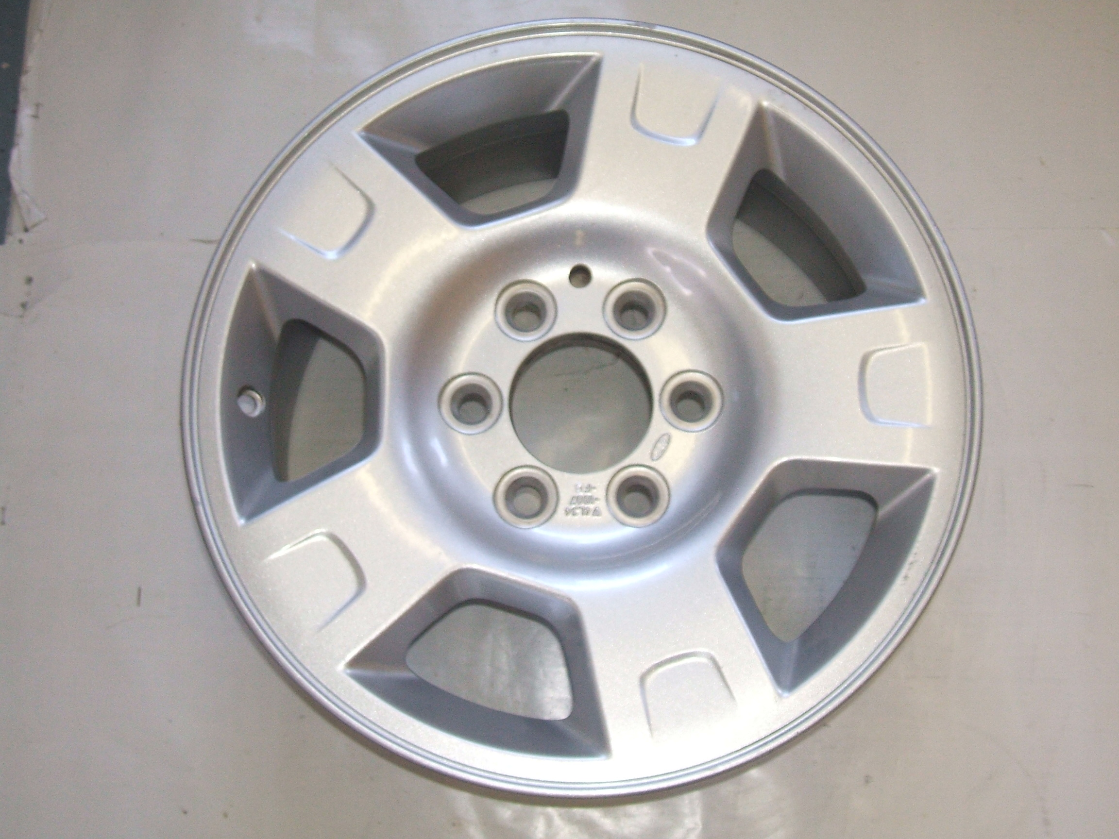 "Ford F150 04-08 17"" Aluminum Wheel 3553 P/N 4L34-1007-FB"