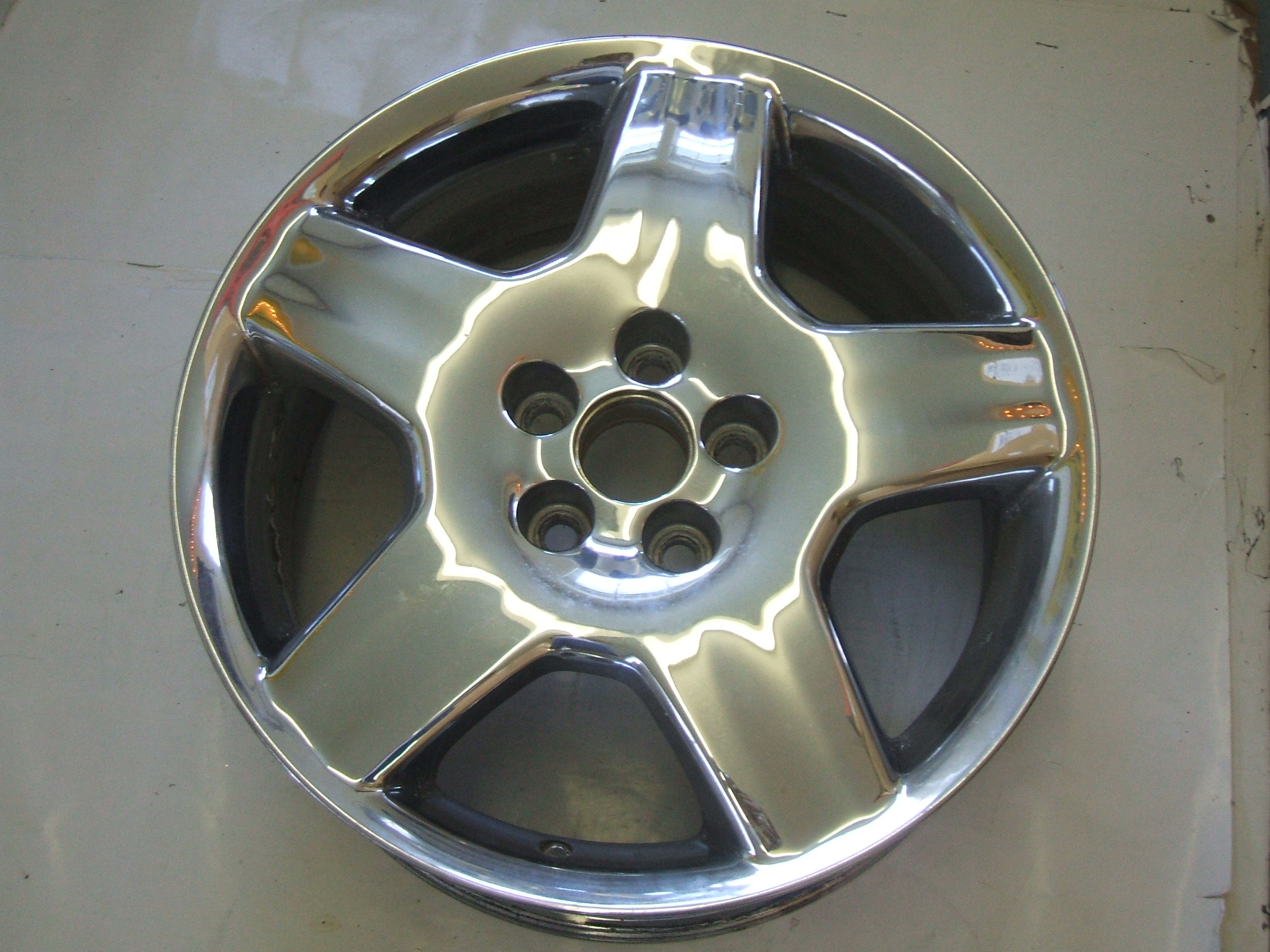 "Lexus LS430 04-06 18"" Chrome Wheel 74179 P/N N/A"
