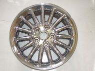 "Chrysler Town & Country 99-00 16"" Chrome Wheel 2107 P/N RL21TRMAA"
