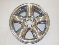 "Cadillac Catera 97-99 16"" Chrome Aluminum Wheel 4532 P/N ND"