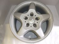 "Mercedes ML-Class 98-01 16"" Aluminum Wheel 65184 P/N 1634010202"