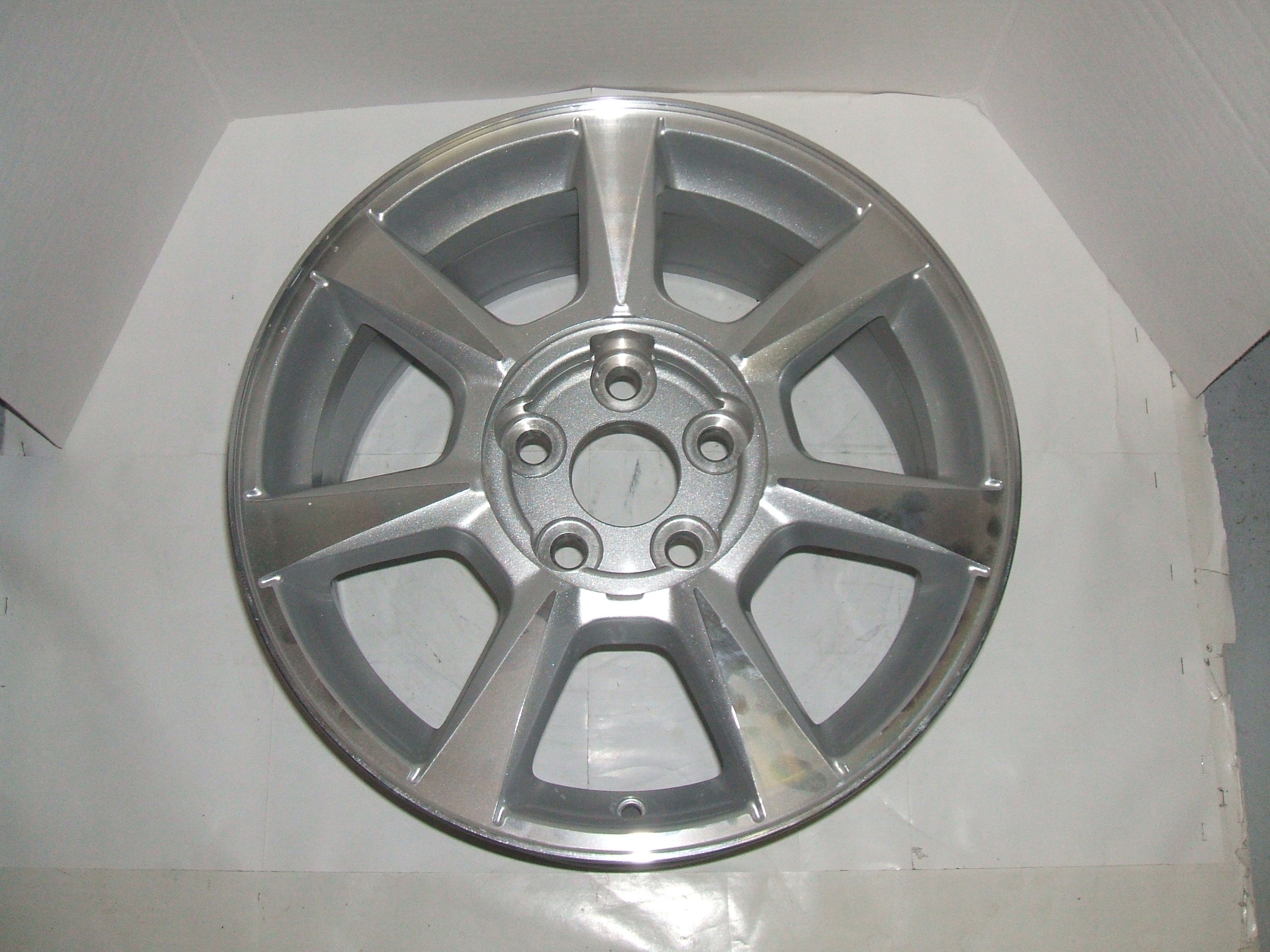 "Cadillac CTS 08-09 17"" Wheel Machined 4624 P/N 9598543"