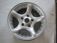 "Dodge 1500 00-01 17"" Aluminum Wheel 2126 P/N N/A"
