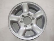 "Isuzu Trooper 95-97 16"" Aluminum Wheel 64209 P/N UF671B"