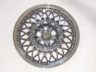 "Pontiac Grand Am Sunbird 92-94 15"" Chrome Hubcap 5104 P/N 22552973"
