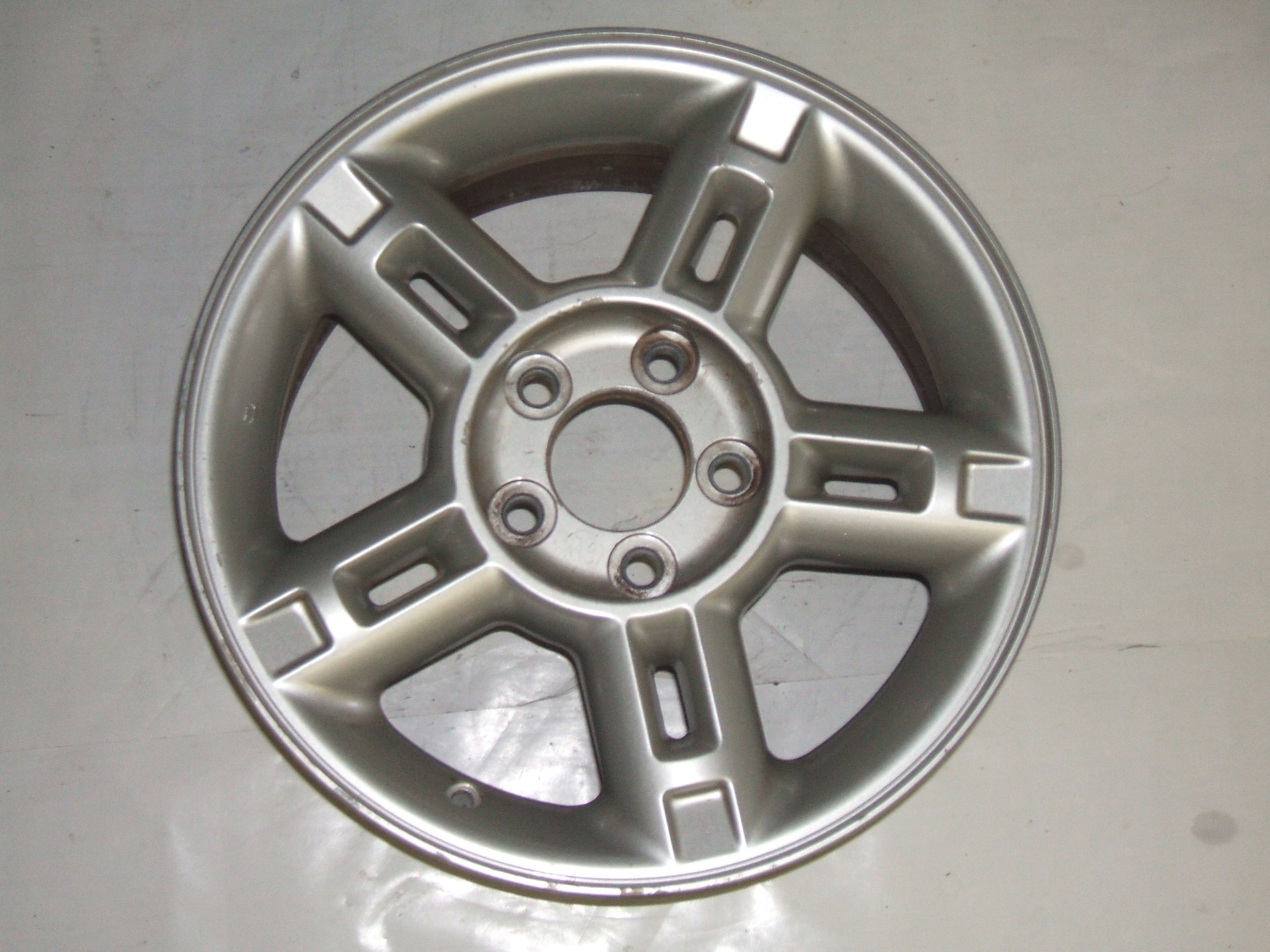 "Ford Explorer 02-05 16"" Aluminum Wheel 3450 P/N 1L24-1007-DJ"